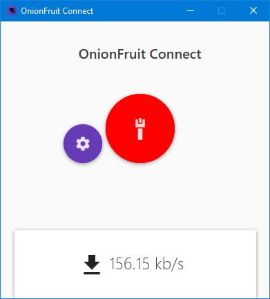 tor网络访问工具(OnionFruit Connect) v3.4官方版